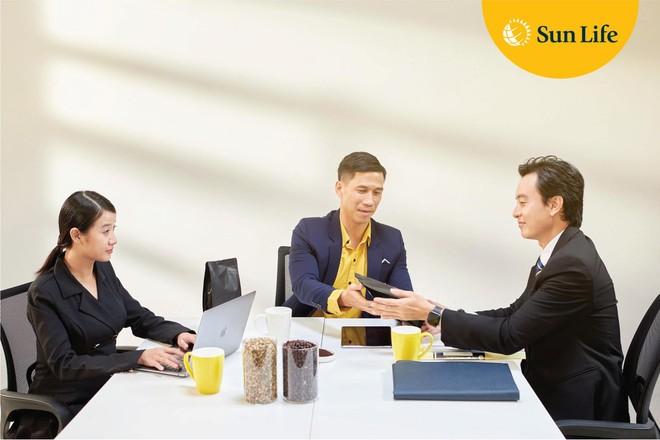 Sun Life ra mắt bảo hiểm liên kết chung cho khách hàng cao cấp