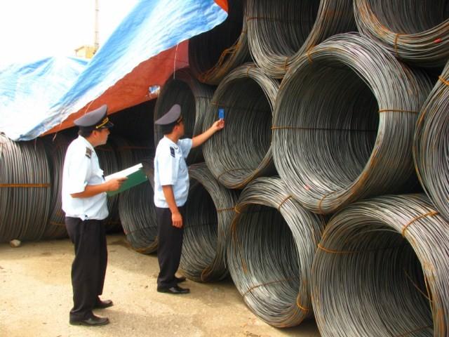 Bỏ cấp giấy nhập khẩu tự động đối với một số sản phẩm thép