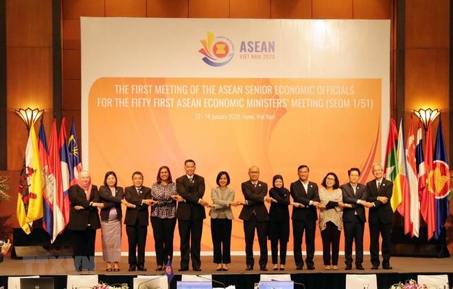 Việt Nam đưa ra 3 định hướng ưu tiên thuộc trụ cột Kinh tế ASEAN trong năm 2020