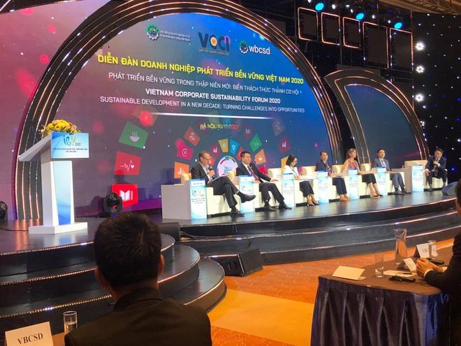 Gắn sự phát triển bền vững của nền kinh tế với doanh nghiệp