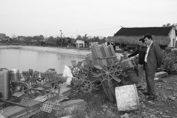Nuôi tôm công nghiệp tại Thanh Hóa khốn đốn do chưa hội đủ các điều kiện cần và đủ
