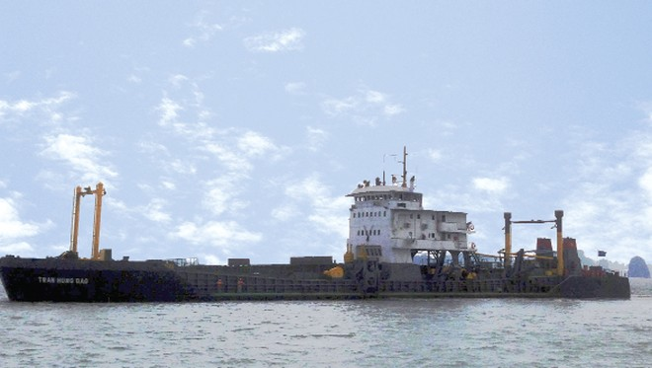 Nợ xấu tại Vietcombank của Vinawaco là khoản nợ đọng của Tổng công ty do nhận bàn giao 3 tàu vận tải từ năm 1995.