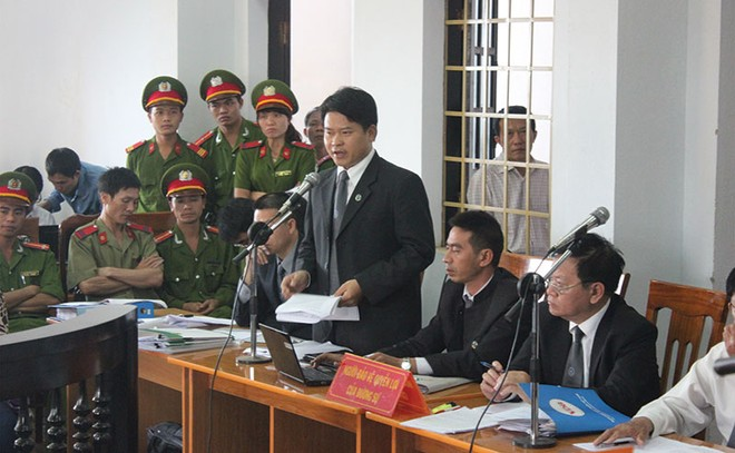 Luật sư Trần Minh Hải dã trở nên quen thuộc với cộng đồng DN qua nhiều án kiện lớn, cũng như nhiều bài báo, cuốn sách
