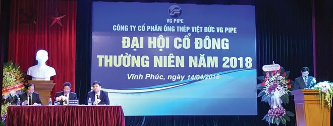 Thép Việt Đức - sức ép cạnh tranh ngày một lớn ảnh 1