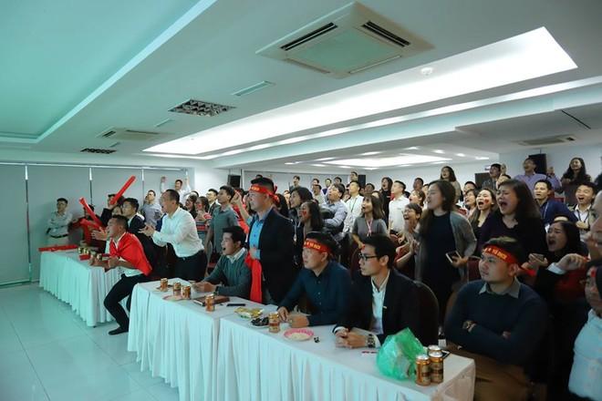 Người hâm mộ dành niềm tin tuyệt đối cho thầy trò HLV Park Hang-Seo ảnh 1