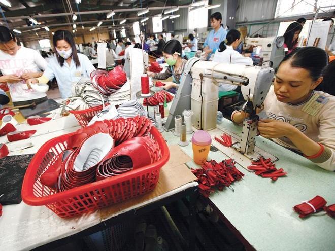 Ngành da giày sẽ có cơ hội mở rộng thị trường khi CPTPP có hiệu lực.
