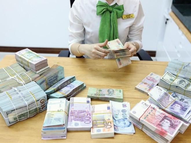 Trong năm 2018, nhiều đồng tiền trong khu vực giảm giá mạnh, song tỷ giá USD/VND vẫn khá ổn định. Ảnh: Đức Thanh