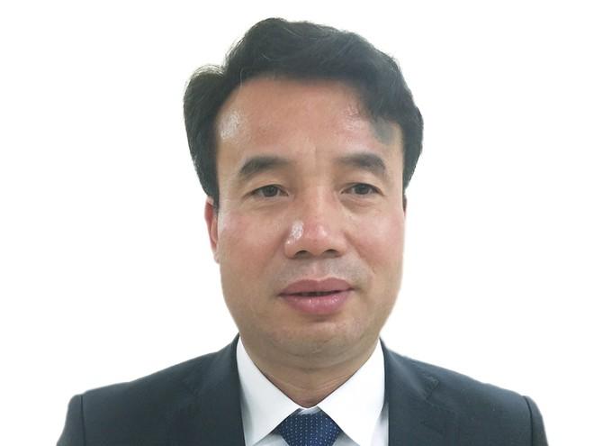 Ông Nguyễn Thế Mạnh, Phó tổng cục trưởng Tổng cục Thuế, kiêm Cục trưởng Cục Thuế Hà Nội.