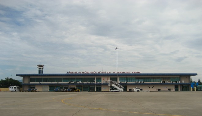 Cảng hàng không Quốc tế Phú Bài