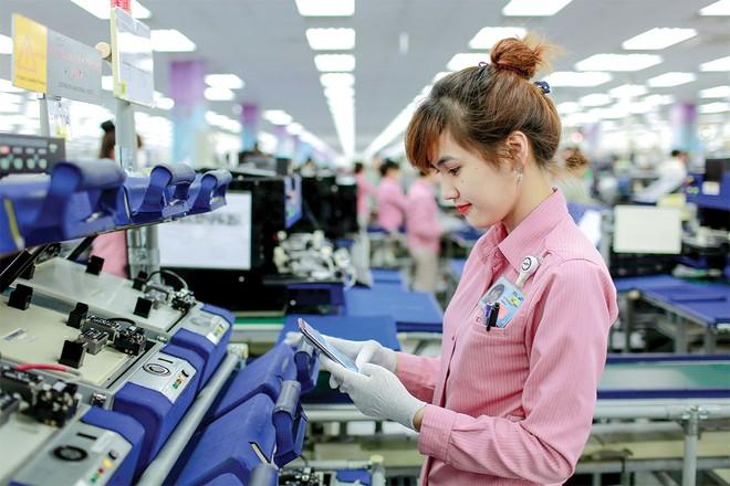 Công nghiệp chế biến chế tạo sẽ lấy lại đà tăng trưởng