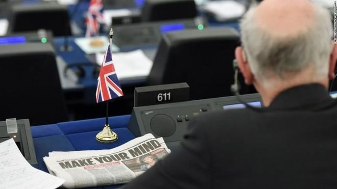 Đề xuất từ EU đang chờ câu trả lời từ nước Anh