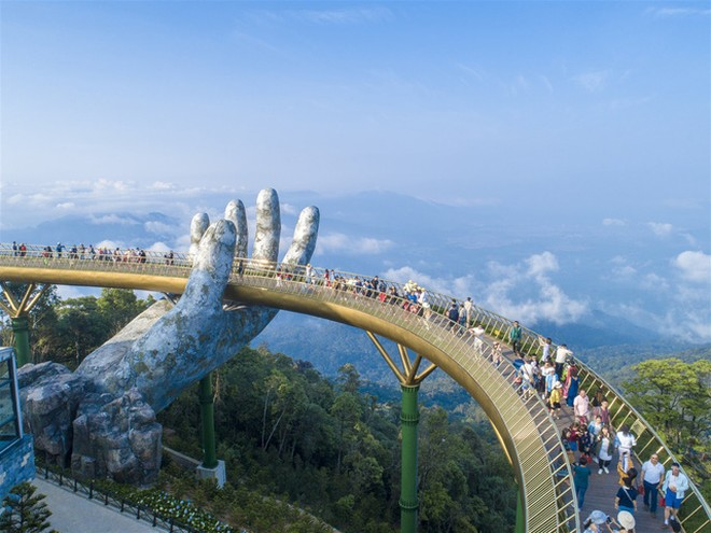 Lượng khách quốc tế đến Đà Nẵng tăng kỷ lục ảnh 1
