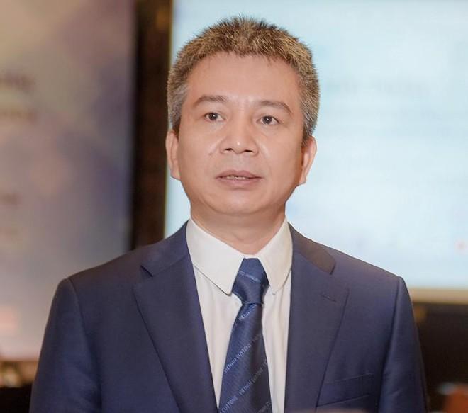 Ông Mai Xuân Thành, Phó tổng cục trưởng Tổng cục Hải quan.