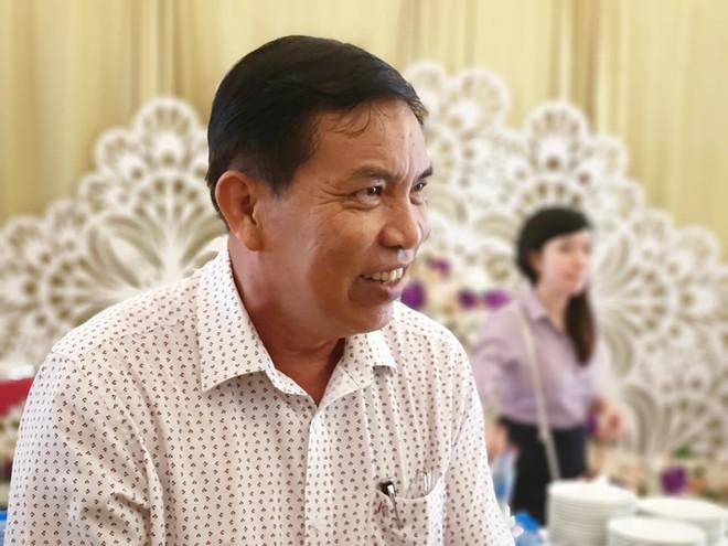 Ông Cao Văn Trọng, Chủ tịch UBND tỉnh Bến Tre