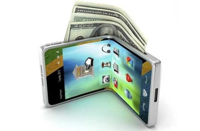 Mobile Money bản chất là eMoney, là ví điện tử, nhưng không có tài khoản ngân hàng. Ảnh internet