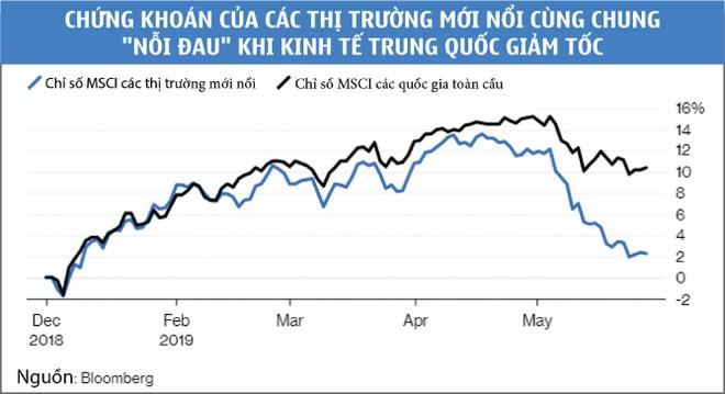 """Các thị trường mới nổi cùng chung """"nỗi đau"""" với Trung Quốc ảnh 2"""
