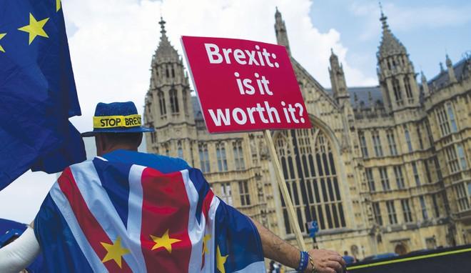 Bất động sản London lao đao giữa Brexit