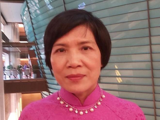TS. Mai Thị Ánh Tuyết, Ủy viên Ủy ban Kinh tế của Quốc hội.