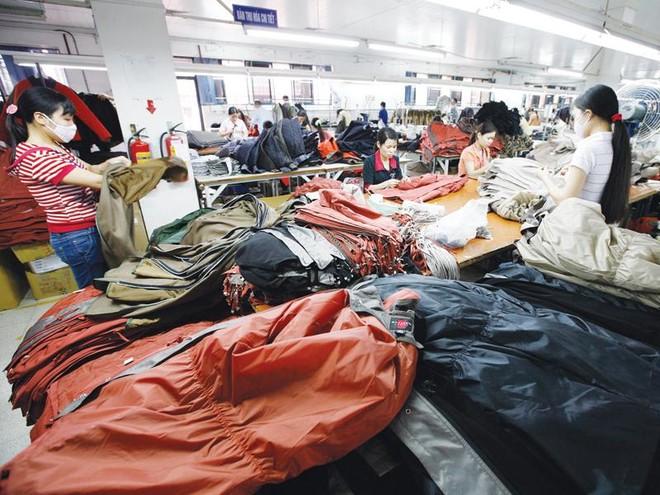 Doanh nghiệp xuất khẩu dệt may và da giày đang tận dụng rất tốt quy tắc xuất xứ theo quy định của CPTPP