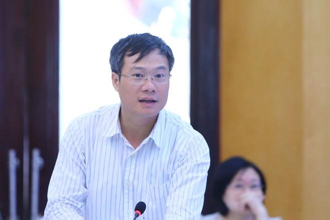 Cục trưởng Cục Quản lý đấu thầu Nguyễn Đăng Trương (Ảnh: Đức Thanh)