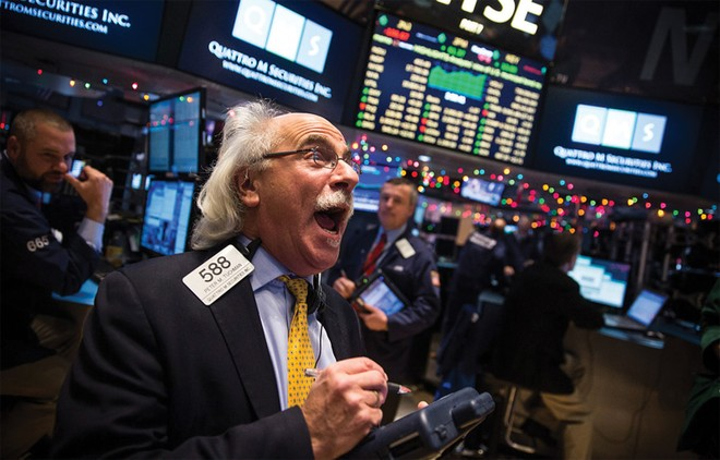 S&P 500 đạt 3.000 điểm: Không có lý do để vui mừng