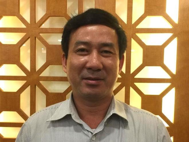 Phó tổng cục trưởng Tổng cục Thống kê Nguyễn Trung Tiến.
