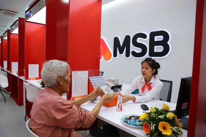 Tổng lợi nhuận trước thuế tăng 192%, MSB đang vươn tầm mạnh mẽ