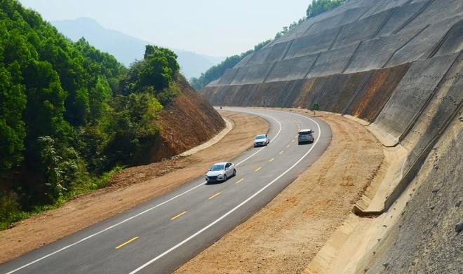 Một đoạn cao tốc La Sơn - Tuý Loan kết nối với tuyến Cam Lộ - La Sơn sắp được khởi công xây dựng.