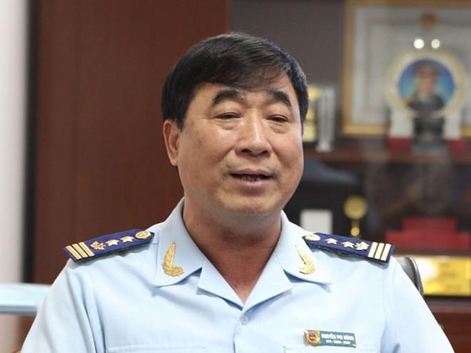 Ông Nguyễn Phi Hùng, Cục trưởng Cục Điều tra chống buôn lậu (Tổng cục Hải quan).