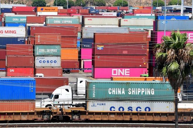 Mỹ ngày 20/9 đưa 437 mặt hàng Trung Quốc ra khỏi diện chịu thuế. Ảnh: AFP