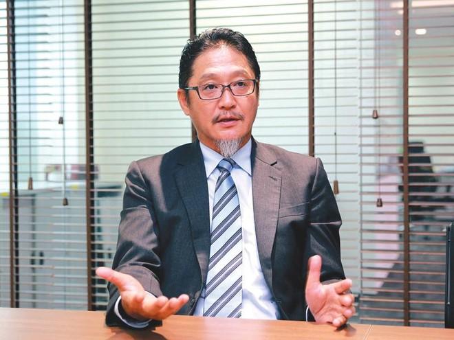 Ông Toru Kinoshita, Tổng giám đốc Công ty Toyota Việt Nam (TMV)