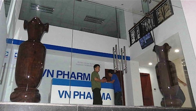 VN Pharma đã làm giả giấy tờ để nhập khẩu 9.300 hộp thuốc H-Capita 500mg không rõ nguồn gốc, tức không đủ điều kiện để sử dụng làm thuốc chữa bệnh.