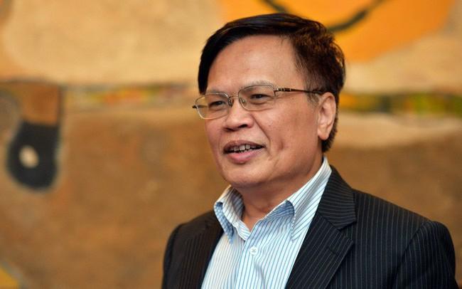 Ông Nguyễn Đình Cung, nguyên Viện trưởng Viện Nghiên cứu quản lý kinh tế Trung ương.