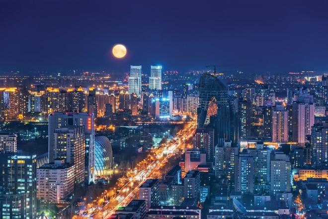 Tăng trưởng giá nhà tại Trung Quốc chậm lại