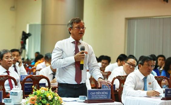 Ông Cao Tiến Dũng, Chủ tịch UBND tỉnh Đồng Nai cho biết 3 dự án hạ tầng trọng điểm sẽ được triển khai nhanh. Khi các dự án hạ tầng giao thông được đưa vào khai thác, Đồng Nai sẽ quy hoạch các khu vực hai bên đường làm dự án đô thị nhằm khai thác hiệu quả cao nhất quỹ đất, tăng thu cho ngân sách địa phương, tạo nguồn đầu tư các công trình hạ tầng giao thông khác.