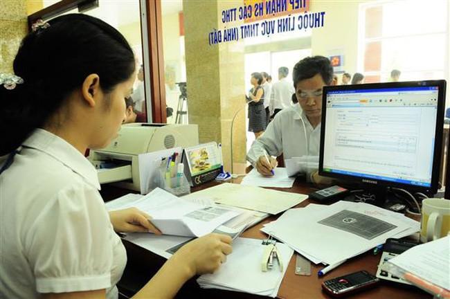 Hiện nay, việc cắt thủ tục có tác động rất lớn tới điểm số môi trường kinh doanh của Việt Nam.