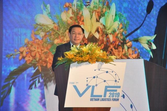 Nghịch lý dịch vụ Logistics Việt Nam: Chi phí cao, đóng góp cho GDP thấp ảnh 1