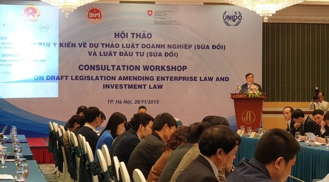Theo Thứ trưởng Bộ Kế hoạch và Đầu tư, ông Vũ Đại Thắng, nhiều nội dung của Luật Doanh nghiệp hiện hành không còn phù hợp với thực tiễn, cần phải sửa đổi để thích ứng với bối cảnh kinh doanh mới