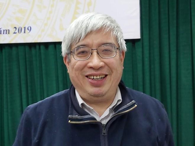 Ông Lê Mạnh Hùng, Phó cục trưởng Cục Thuế xuất nhập khẩu (Tổng cục Hải quan).