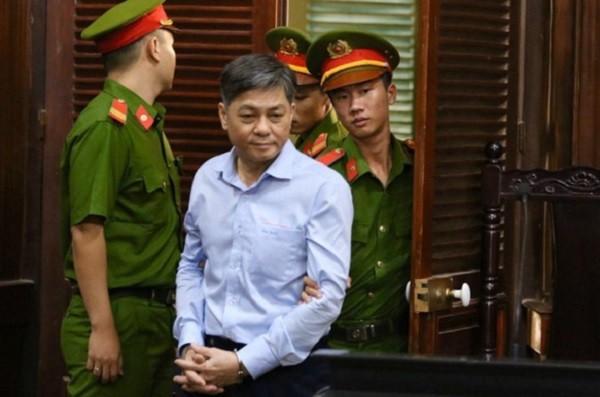 Bị cáo Đào Anh Kiệt, nguyên Giám đốc Sở Tài nguyên môi trường TP.HCM