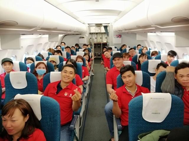 2.000 lao động ở TP.HCM, Đồng Nai, Bình Dương được di chuyển miễn phí về quê ăn Tết