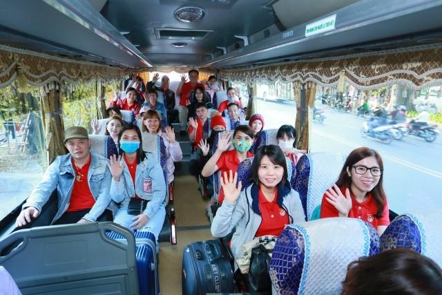 2.000 lao động ở TP.HCM, Đồng Nai, Bình Dương được di chuyển miễn phí về quê ăn Tết ảnh 1