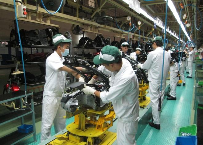 Kinh tế tư nhân đóng góp lớn vào tăng trưởng của nền kinh tế Việt Nam. Ảnh: Internet