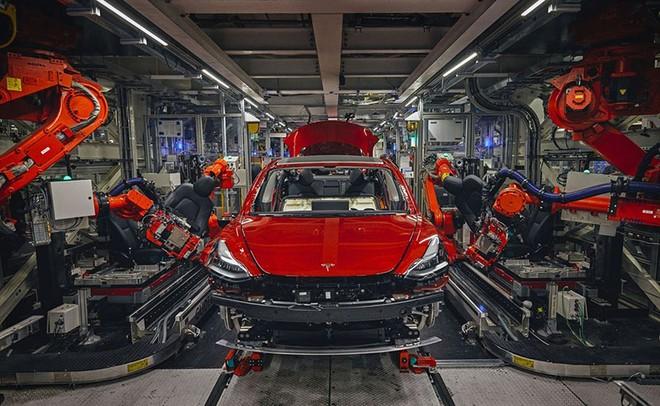 Nhà máy tại Đức sẽ là nhà máy đầu tiên của Tesla được xây dựng tại châu Âu. Ảnh minh hoạ
