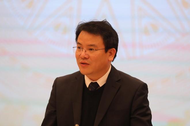 Thứ trưởng Bộ Kế hoạch và Đầu tư Trần Quốc Phương (Ảnh:Tuổi trẻ)