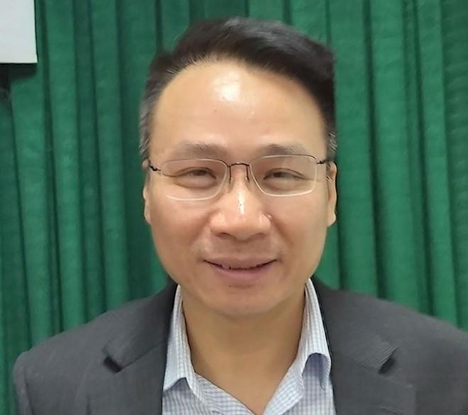 Ông Hà Duy Tùng, Phó vụ trưởng phụ trách Vụ Hợp tác quốc tế (Bộ Tài chính).