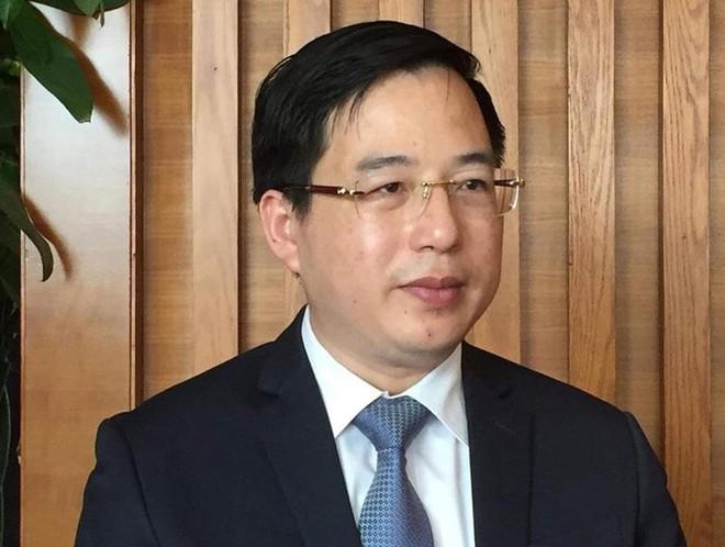 Ông Đặng Quyết Tiến, Cục trưởng Cục Tài chính doanh nghiệp (Bộ Tài chính).