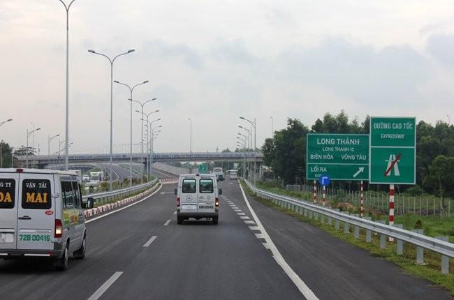 Tuyến cao tốc Tp.HCM - Long Thành - Dầu Giây do VEC đầu tư sẽ kết nối với tuyến cao tốc Bắc - Nam đoạn Dầu Giây - Phan Thiết.