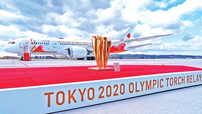 Olympic bị hoãn, bất động sản Nhật Bản đón tin vui