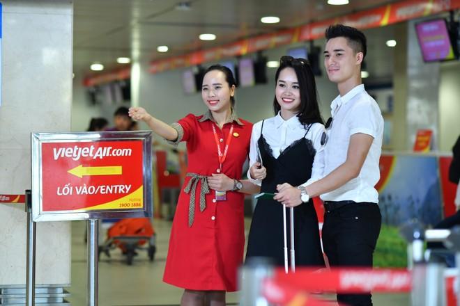 Vượt nắng, vượt gió, phượt Việt Nam cùng những chuyến bay Vietjet